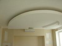 Применение гипсокартона, гипсокартоные конструкции, перегородки и потолки - преимущества гипсокартона