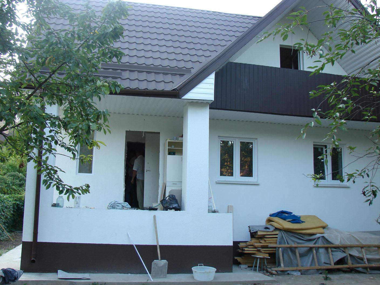 Пенопласт для утепление фасада дома